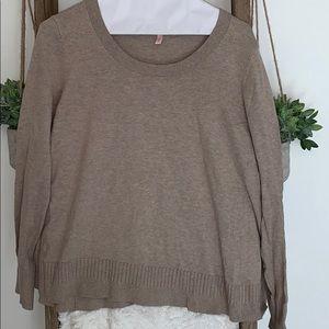 Victoria secret. A-line sweater